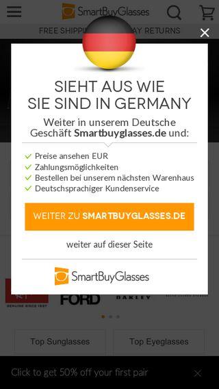 2447fc8c00f Smart Buy Glasses voucher code » 10% OFF in April 2019 ...